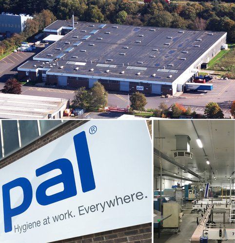 pal offices Lutterworth