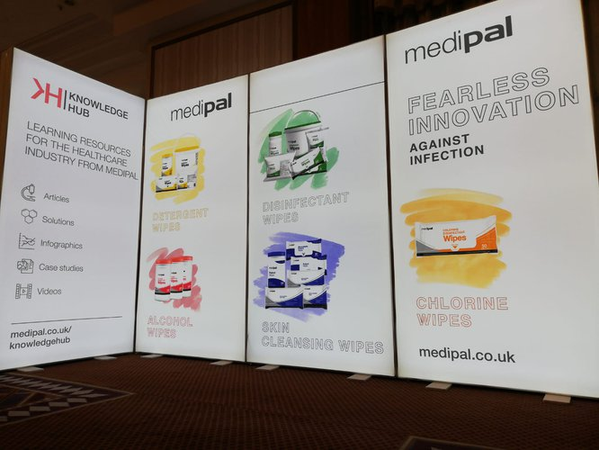 Medipal Exhibition Stand